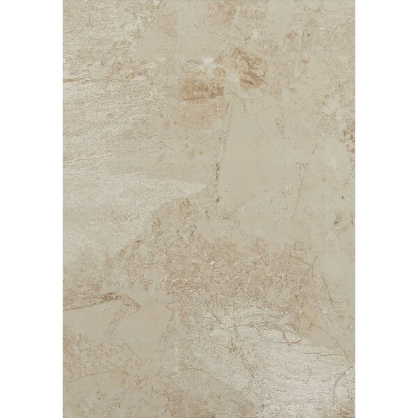 Bedford 10 x 14 Ceramic Field Tile in Highland Beige by Itona Tile