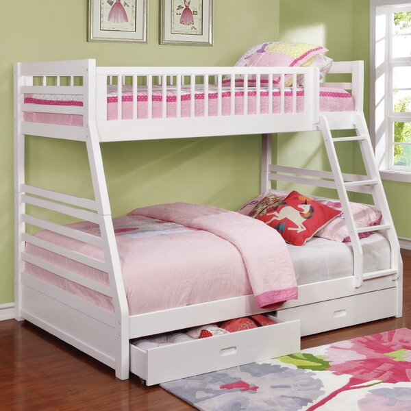 Brett Bunk Bed by Harriet Bee
