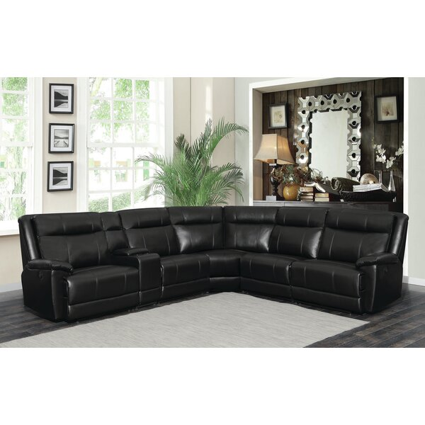 Nickson Reclining Sectional by Red Barrel Studio