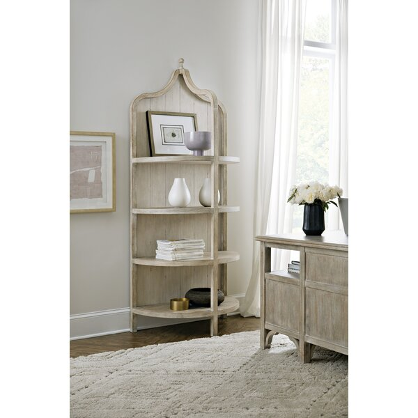 Repose Standard Bookcase By Hooker Furniture