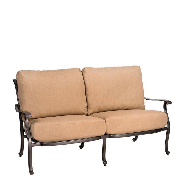 New Orleans Love Seat by Woodard