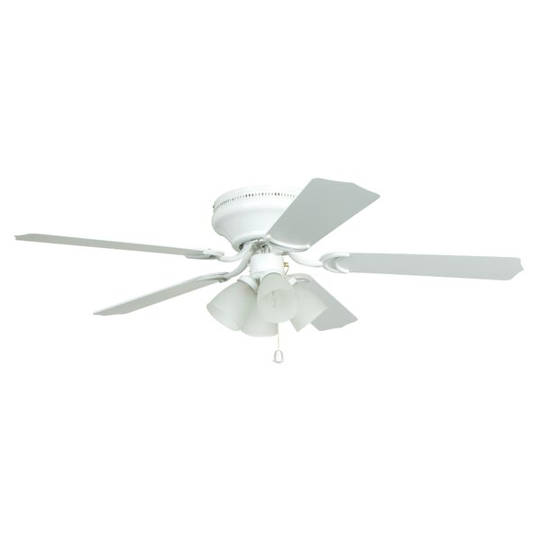 Tarbell 52 Brilliante 5-Blade Ceiling Fan by August Grove