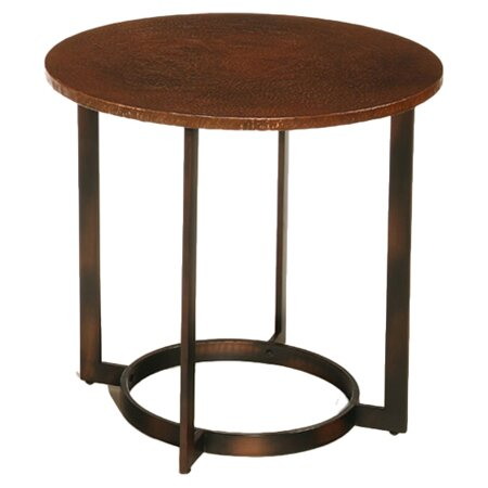 Dombrowski End Table by Bloomsbury Market