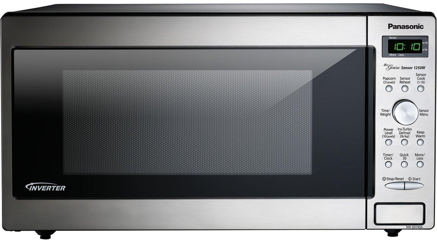 Panasonic Microwave 1 6 Bestmicrowave
