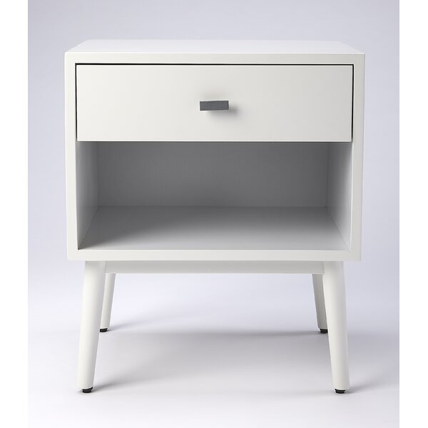 Harte End Table By George Oliver