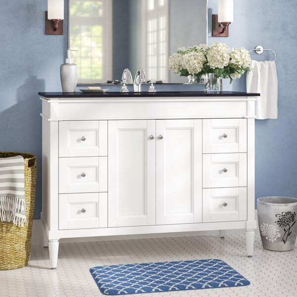 Millfield 48 Single Vanity Set by Andover Mills