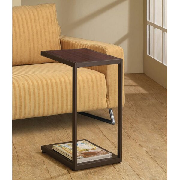 Bogue End Table by Williston Forge