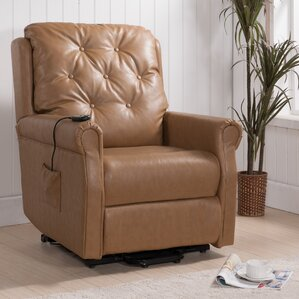 Power Lift Assist Recliner by InRoom Designs