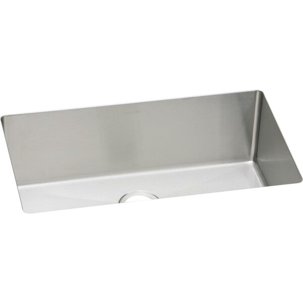 Crosstown 31L x 19W Undermount  Kitchen Sink by Elkay