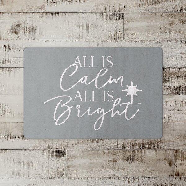 Desantis Calm and Bright Kitchen Mat