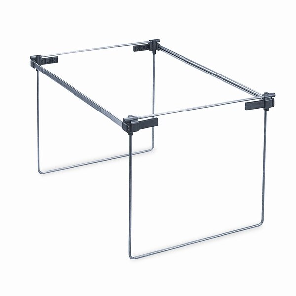 Steel Hanging Folder Frame, Letter/Legal Size, 2/Box by Smead Manufacturing Company