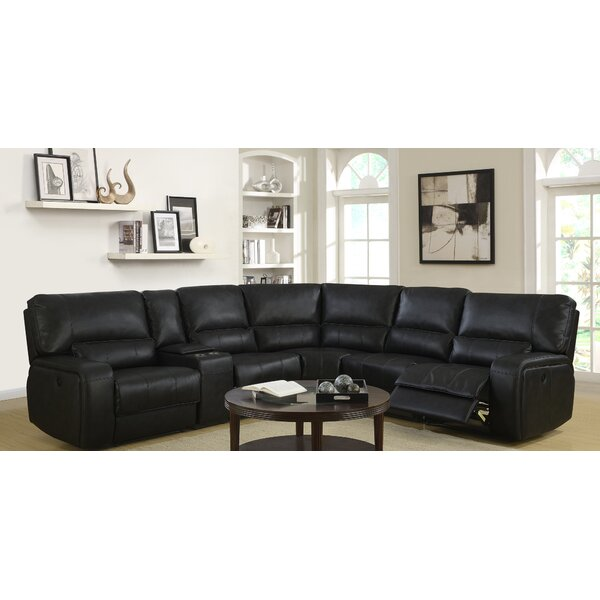 Trower Symmetrical Reclining Sectional By Red Barrel Studio