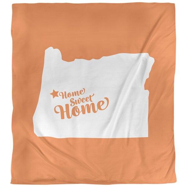 Home Sweet Eugene Single Duvet Cover