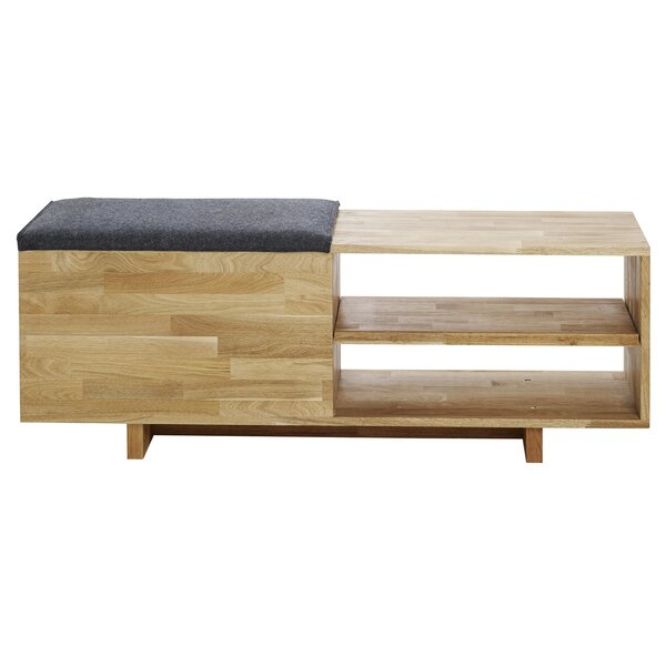 Hornsey Upholstered Storage Bench by Corrigan Studio