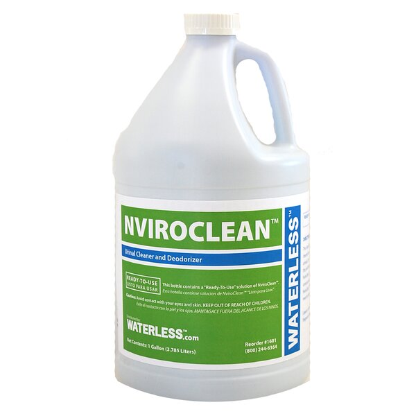 NviroClean Gallon Urinal Cleaner by Waterless