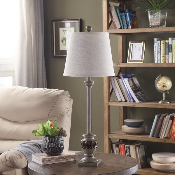 Shockley 30 Buffet Lamp by Fleur De Lis Living