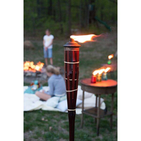 Royal Poly Bamboo Tiki Torch (Set of 4) by TIKI Brand