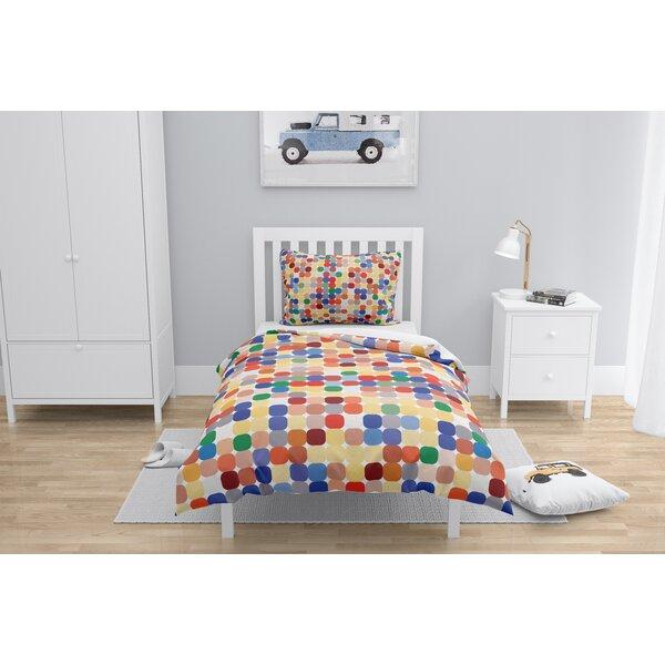 Quevillon Tile Comforter Set