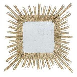 Aidan Gray Skvode Square Accent Mirror