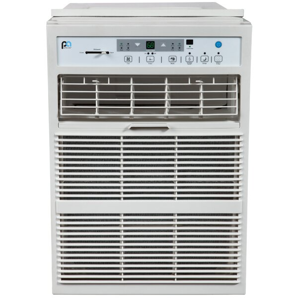 10,000 BTU Energy Star Casement Air Conditioner with Remote by Perfect Aire