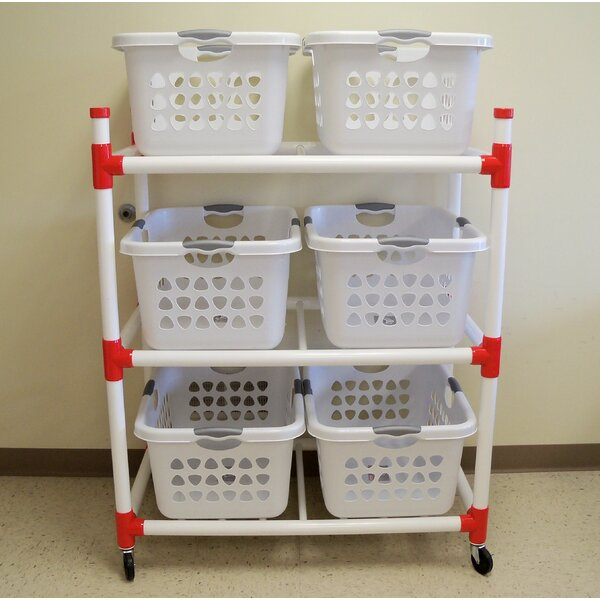 Basket Master Utility Cart by Duracart