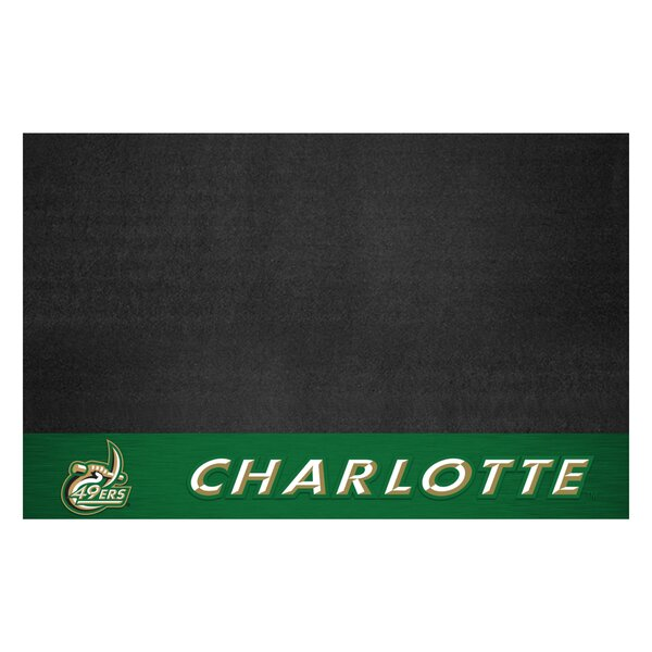 University of North Carolina Charlotte Grill Mat by FANMATS