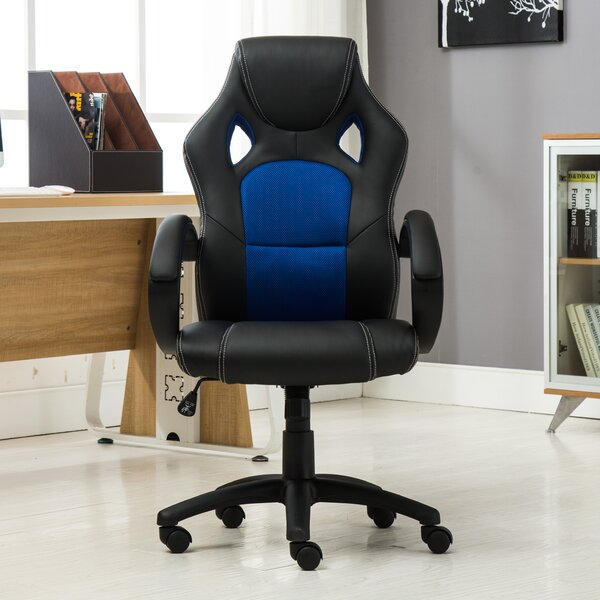 Racing Style High-Back Executive Chair by Famis Corp