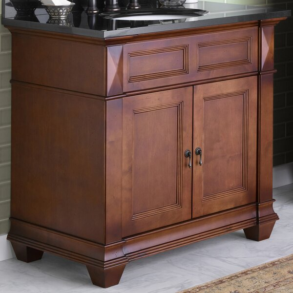 Torino 37 Single Bathroom Vanity Set by Ronbow