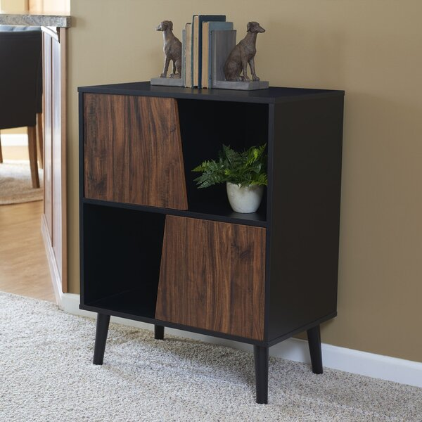Isabel End Table With Storage By Union Rustic