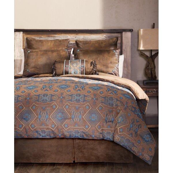 Jericho Reversible Comforter Set