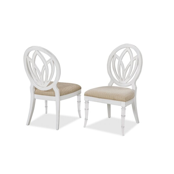 Isle of Palms Solid Wood Dining Chair (Set of 2) by Panama Jack Home