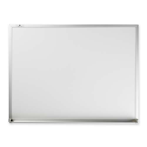 Marker Aluminum Frame Various Sizes Wall Mounted Whiteboard by Sparco Products