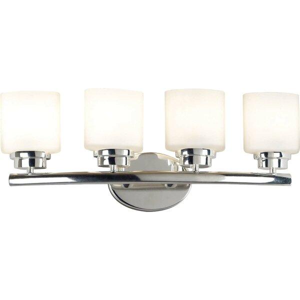 Bianca 4- Light Vanity Light by Wildon Home ®