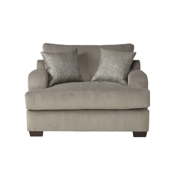Handler 36-inch Armchair by Alcott Hill Alcott Hill