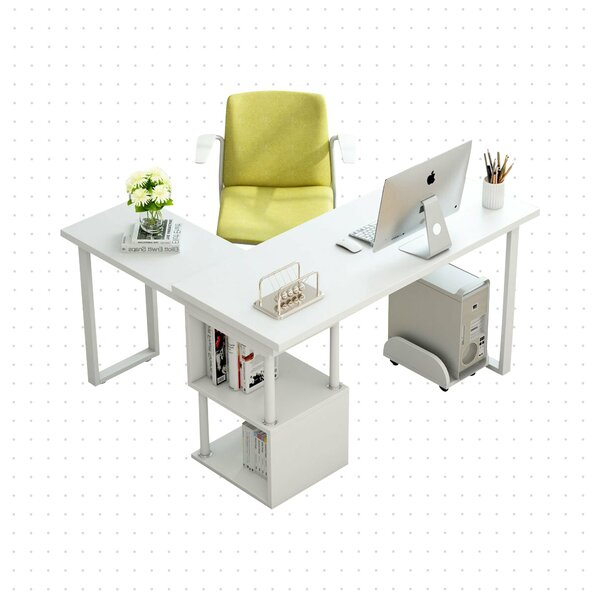 Bert Reversible L-Shape Desk