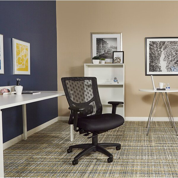 ProGrid Checkered Mesh Office Chair by Office Star Products