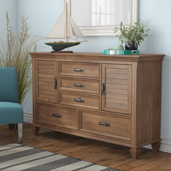 Dorrington 5 Drawer Dresser by Beachcrest Home