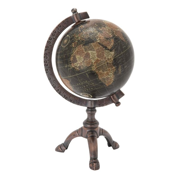 12 Political Tabletop Globe by Trent Austin Design