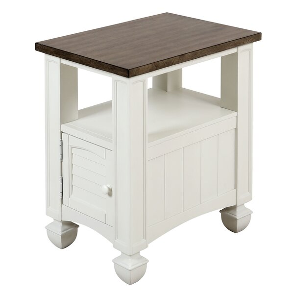 Canotib End Table by Breakwater Bay