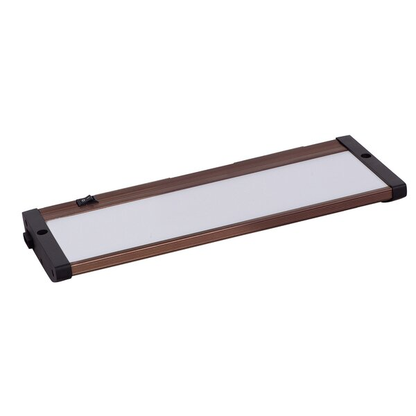 CounterMax MX-L120-EL 10 LED Under Cabinet Bar Light by Maxim Lighting