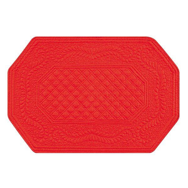 Octagonal Placemat (Set of 6) by C&F Home