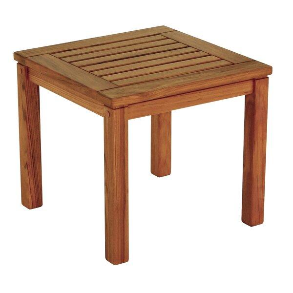 Teak Side Table by Whitecap Teak