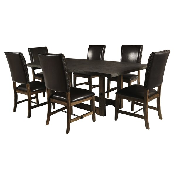 Genola 7 Piece Dining Set by Darby Home Co Darby Home Co