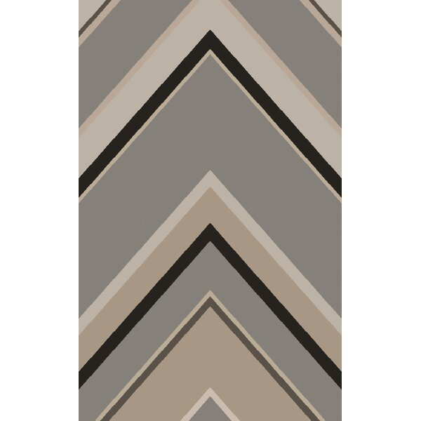 Modern Classics Gray Geometric Area Rug by Candice Olson Rugs