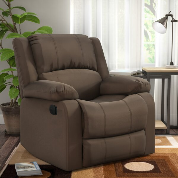 Kai Manual Recliner by Andover Mills