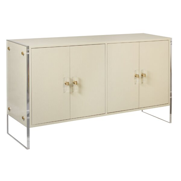 Four Door Cabinet by Worlds Away Worlds Away