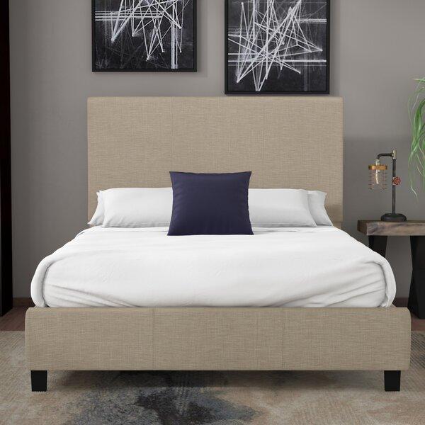 Tamworth Queen Upholstered Standard Bed by Wrought Studio Wrought Studio