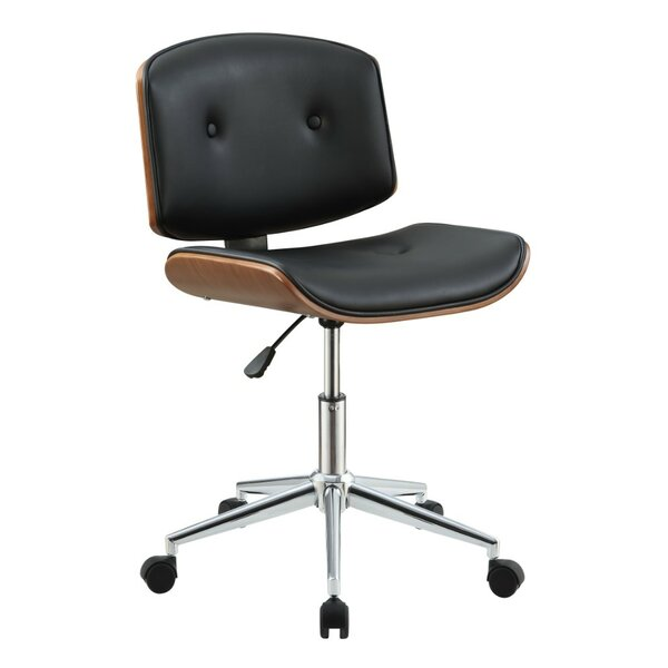 Kyler Armless Office Chair by George Oliver