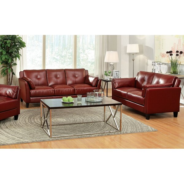 Newport 2 Piece Living Room Set by A&J Homes Studi