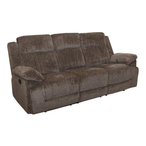 Carlisa Reclining Sofa by Red Barrel Studio